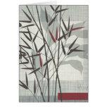 bamboos card