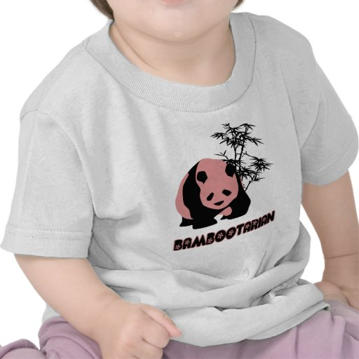 BAMBOOTARIAN pink T Shirt