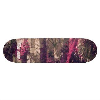bambooyah pink skateboard
