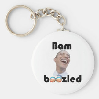 Bamboozled by Obama Key Chains