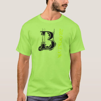 Bamboozled Men's T-Shirt- Black/Yellow T-Shirt