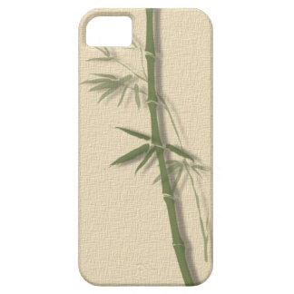 Bambú afortunado iPhone4 Funda Para iPhone 5 Barely There