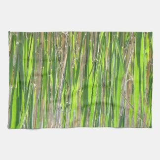 Bambú contra el Sun Toallas