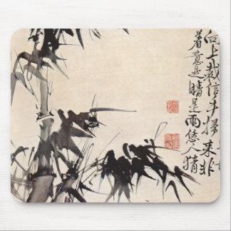 Bambú de Hsu Wei Alfombrillas De Ratones