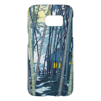 Bambú de Shiro Kasamatsu en arte del comienzo del Fundas Samsung Galaxy S7
