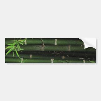 Bambú… FAO Rai, Nong Khai, Isaan, Tailandia Pegatina Para Auto