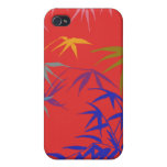 Bambú iPhone 4 Fundas