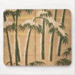 Bambú, período de Momoyama Tapetes De Ratón