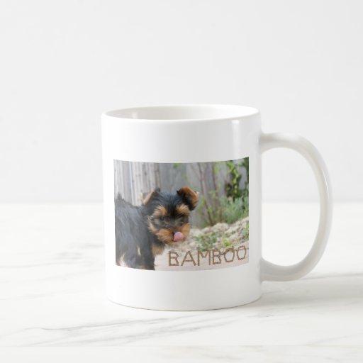 Bambú Taza De Café