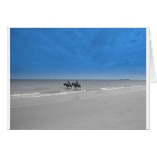 bamburgh beach cards