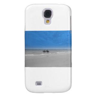bamburgh beach galaxy s4 cases