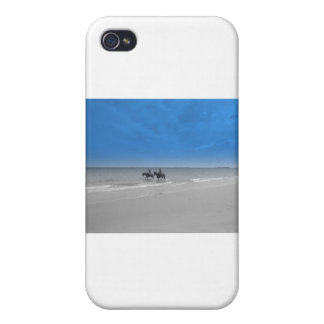 bamburgh beach iPhone 4/4S covers