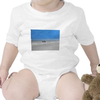 bamburgh beach t shirt
