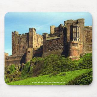 Bamburgh Castle, Northumberland, Mouse Mat