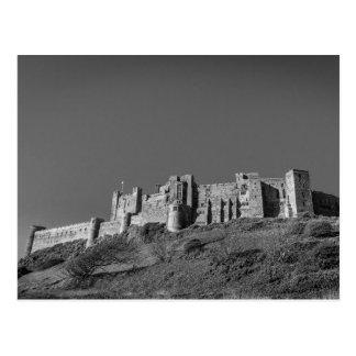 Bamburgh Castle, Northumberland Postcard