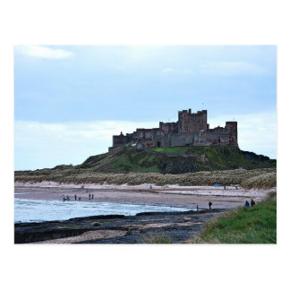 Bamburgh  Castle Postcard