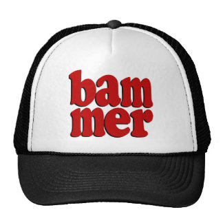 Bammer Cap Trucker Hat