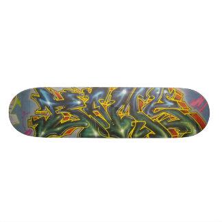 Bams graffiti skateboard deck