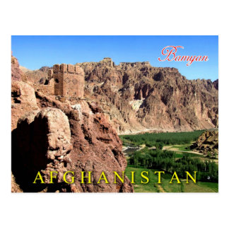 Bamyan, Bamyan Province, Afghanistan Postcard