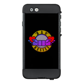 BAN and ROSSES LifeProof NÜÜD iPhone 6 Case