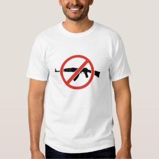 Ban Assault Rifles! T Shirt