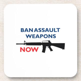Ban Assault Weapon Coaster