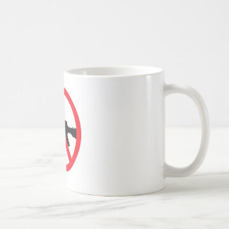 Ban Assault Weapons Coffee Mugs