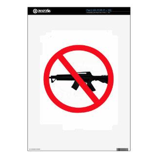 Ban Assault Weapons iPad 2 Decals