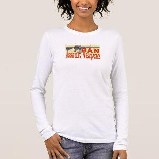 Ban Assault Weapons Jersey Long Sleeve T-shirt