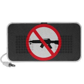 Ban Assault Weapons Speaker