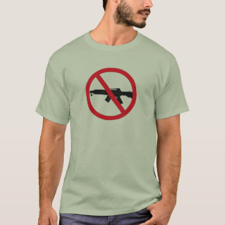 Ban Assault Weapons T-Shirt