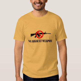 Ban Assault Weapons T Shirt