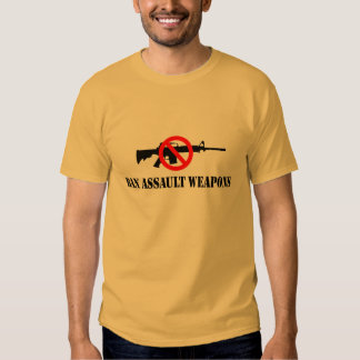 Ban Assault Weapons Tees