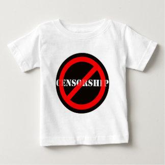 Ban Censorship Baby T-Shirt