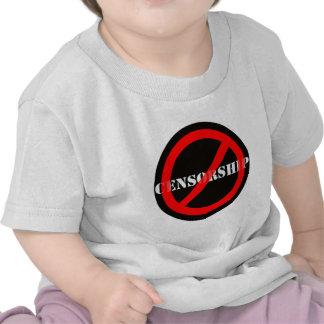 Ban Censorship Tee Shirts