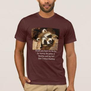 4b8952e2 Raccoon Hunting T-Shirts - T-Shirt Design & Printing   Zazzle