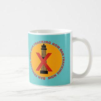 Ban Fracking Mug