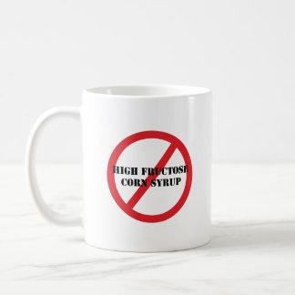 Ban High Fructose Corn Syrup Mug