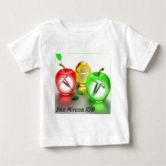 Ban Mirena IUD- colored apples Baby T-Shirt