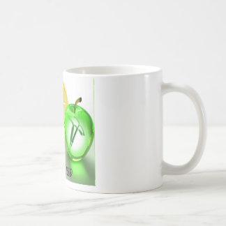 Ban Mirena IUD- colored apples Coffee Mug