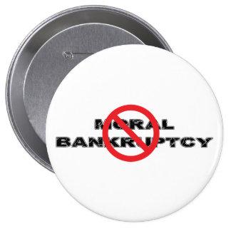 Ban Moral Bankruptcy Button