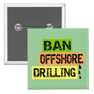 BAN OFFSHORE DRILLING BUTTON