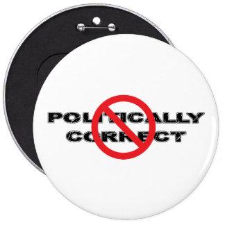 Ban Politically Correct Button