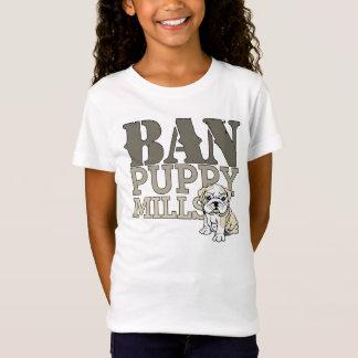 Ban Puppy Mills T-Shirt