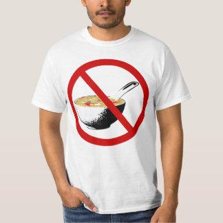 ban shark fin soup t shirt