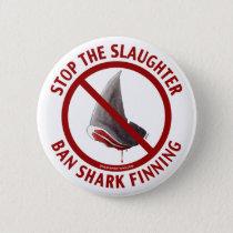 Ban Shark Finning Button