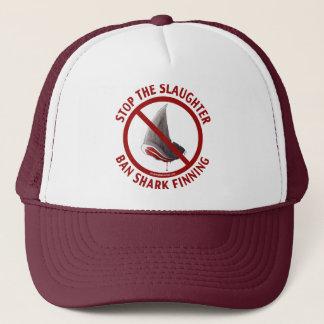 Ban Shark Finning Hat