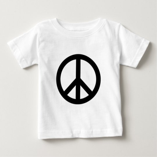 Ban the Bomb Baby T-Shirt