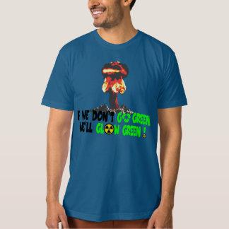 Ban the bomb t shirt