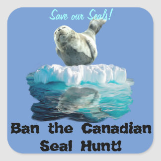 Ban the Canadian Seal Hunt Wildlife Support